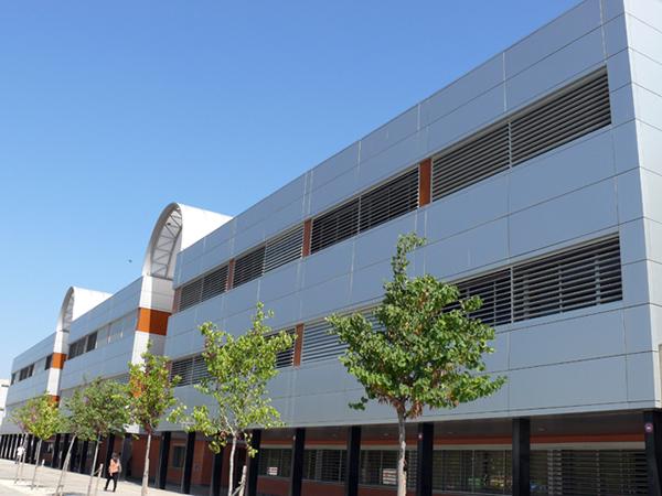 EINA building